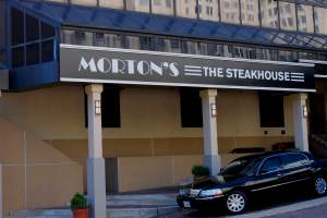 Morton's Steakhouse in Bethesda, MD