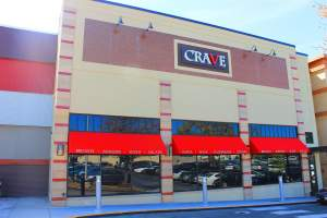 Crave Restaurant in Potomac, MD