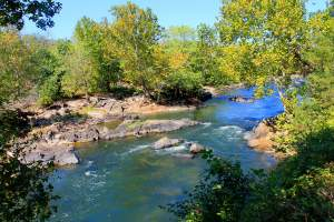 Great Falls in Potomac, Maryland