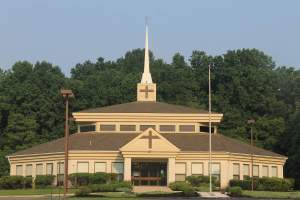 Mount Pisa Church in Columbia, Maryland