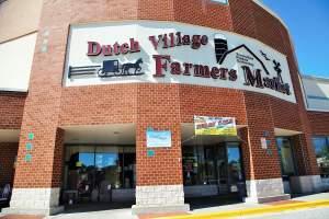 Dutch Village Farmers Market in Upper Marlboro, Maryland
