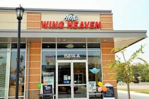 Wing Heaven in Brandywine, Maryland