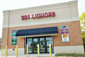 301 Liquors in Brandywine, Maryland