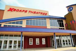 Xscape Theatres in Brandywine, Maryland