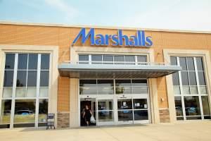 Marshalls Clothing Store in Brandywine, Maryland