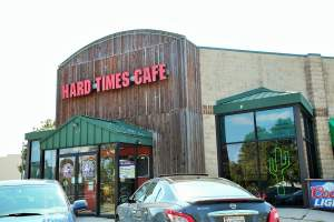 Hard Times Cafe in Owings, Maryland