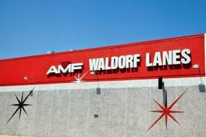 AMF Bowling in Waldorf, Maryland
