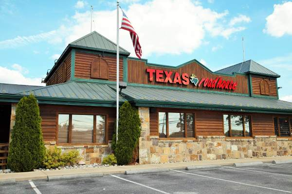 Texas Road House in La Plata, Maryland