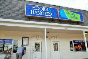 Hooks and Hangers in La Plata, Maryland