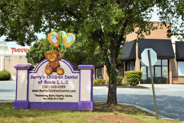 Berry's Children Dental in Bowie, Maryland
