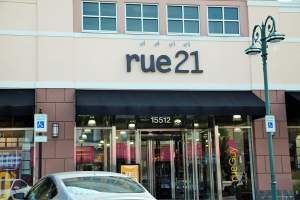 Rue21 in Bowie, Maryland