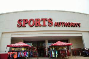 Sports Authority in Bowie, Maryland