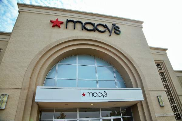 Macy's Department Store in Bowie, Maryland