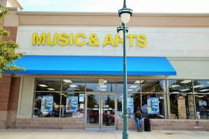 Music & Arts Store in Bowie, Maryland