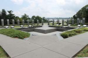 Maryland World War II Memorial in Annapolis, Maryland