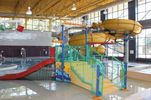 North Arundel Aquatic Center in Glen Burnie, Maryland