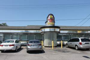 Honey Bee Diner in Glen Burnie, Maryland