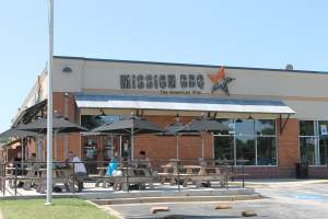 Mission BBQ in Glen Burnie, Maryland