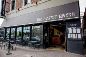 The Liberty Tavern in Lyon Village