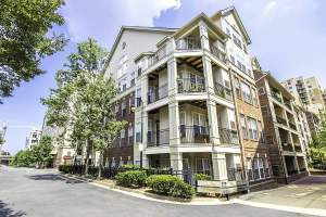 Courthouse Hill Condo in Arlington, VA