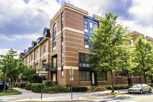 The Brompton at Rosslyn Townhome arlington va