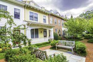 Clarendon Park Townhomes in Arlington, VA
