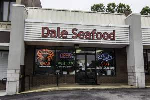 Dale City Seafood in Dale City, VA.