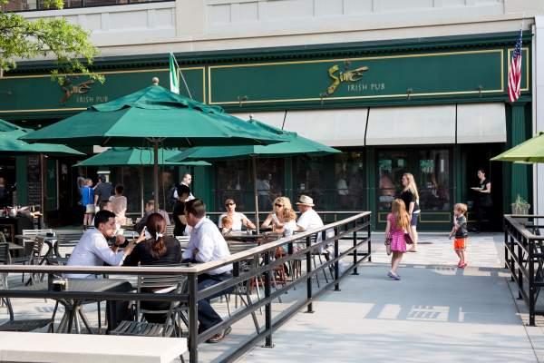 Pentagon Row Restaurants