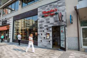 Nando's Restaurant in Pentagon Row