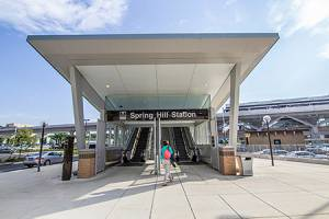 Spring Hill (Metro)