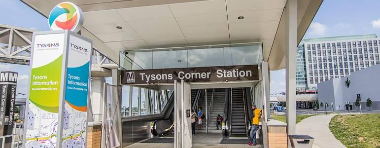 Tysons Corner (Metro)