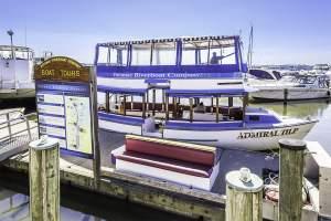 Potomac River Boat Company in Old Town Alexandria