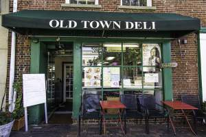 Old Town Deli in Alexandria, VA