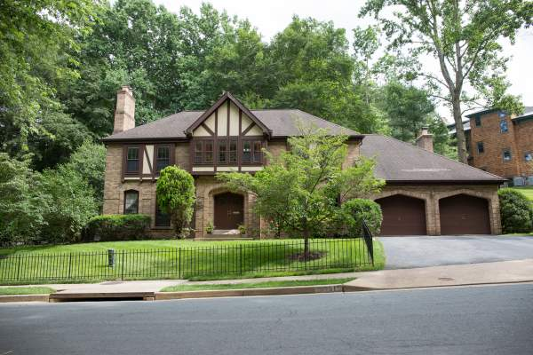 Home in Arlington's Dover-Crystal Neighborhood