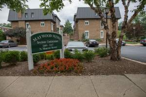 Maywood Mews Townhomes in Arlington, VA.
