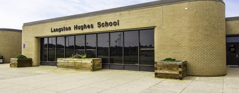 Langston Hughes Middle School