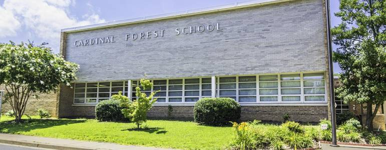 Cardinal Forest Elementary School