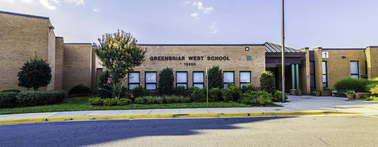 Green Briar West Elementary School