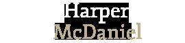 Harper McDaniel Logo