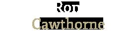 Ron Cawthorne Logo