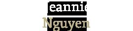 Jeannie Nguyen Logo