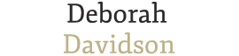 Deborah Davidson Logo