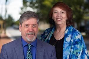 Betsy and Dan McLoughlin