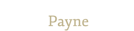 Tracey Payne Logo