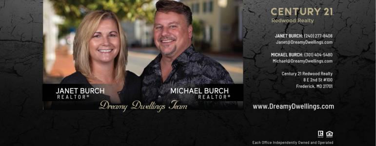 Michael & Janet Burch