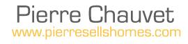 Pierre Chauvet, CPA, GRI Logo