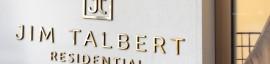 Jim Talbert Logo