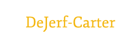 Denese DeJerf- Carter, Military Wife Helping Military Families Logo