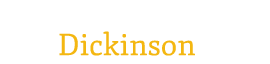 Team Dickinson Logo