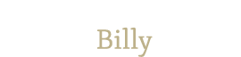 Tress Billy Logo